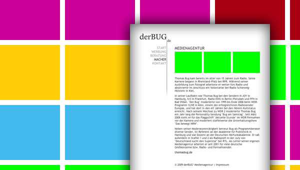 derBUG* Medienagentur
